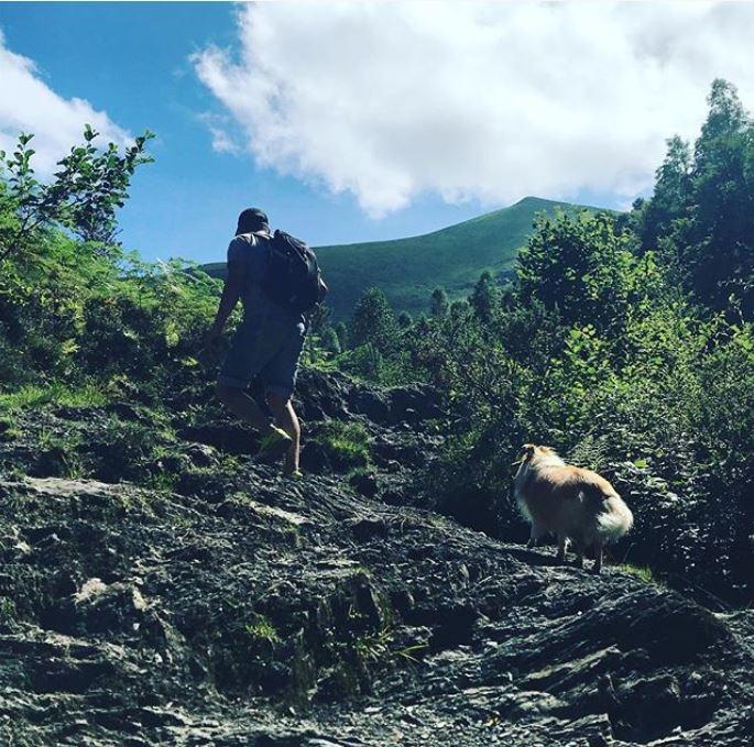 C'est certain, vous POUVEZ gravir des montagnes ! (Photo prise par Victoria, professionnelle de médiation animale en Ile-de-France)
