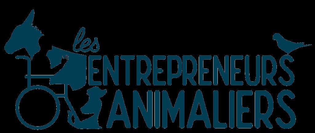 logo les entrepreneurs animaliers
