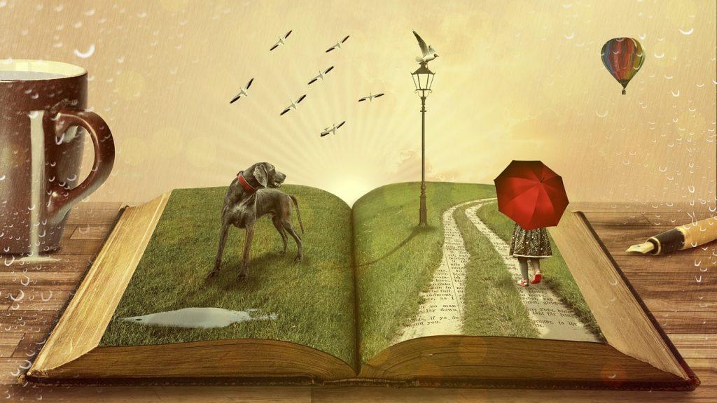 Une fois le troisième verrou libéré par l'animal, l'enfant va décupler son imagination, sa capacité de récit et de créativité. Il va intégrer son animal dans ses fantasmes et rêves...